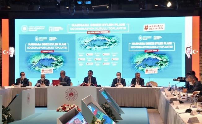 Marmara Denizi'nden 11 bin metreküp müsilaj çıkarıldı