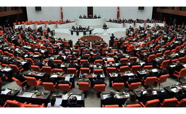 Mecliste 'faşist' tartışması