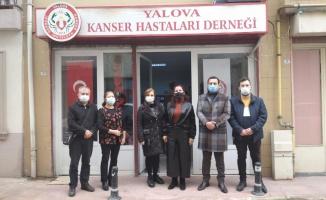 Yalova DEVA'dan Kanser Haftası ziyaretleri