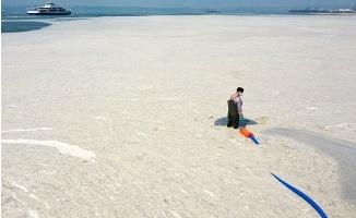 Yalova'da 53 metreküplük salya temizliği yapıldı