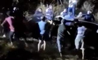 Kız kaçırmaya gelenler kundakçı sanıldı, linçten son anda kurtuldular