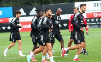 Beşiktaş'ta Altay mesaisi başladı