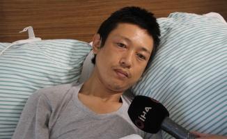 Bıçaklanan Japon turistin yeni görüntüleri ortaya çıktı