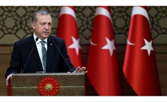 Erdoğan, 2023 hedeflerinin büyüklüğünü vurguladı