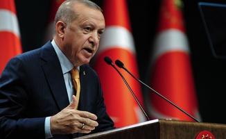 """Erdoğan: """"Türkçemizin kullanımına özen göstermeyi sürdürmeliyiz"""""""