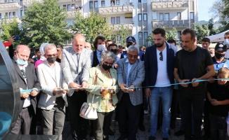 Haluk Levent, Çınarcık'taki parkın açılışına katıldı