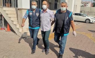Tartıştığı kadını 2. kattan atan şahıs tutuklandı