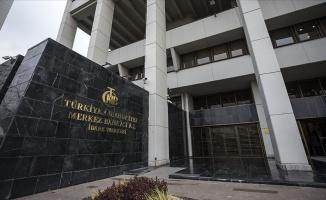 Merkez Bankası'nın rezervleri 322 milyon dolar azaldı