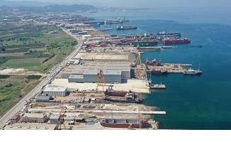 Yalova'nın gemi ve yat ihracatı arttı