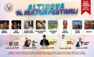 Altınova Kültür Festivali bugün başlıyor