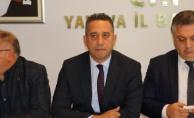 CHP'li Başarır'dan 'Vefa Salman' açıklaması